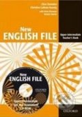New English File - Upper-intermediate - Teacher´s Book + Test and Assessment CD-ROM -
