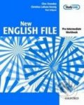New English File - Pre-Intermediate - Workbook + MultiROM with Key -