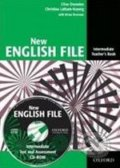 New English File - Intermediate - Teacher´s Book + Test and Assessment CD-ROM -