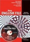 New English File - Elementary - Teacher´s Book + CD-ROM -