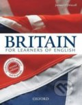 Britain for Learners of English - Student's Book - James O'Driscoll