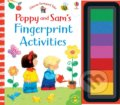 Fingerprint Activities: Poppy and Sam's - Sam Taplin, Stephen Cartwright (ilustrácie)
