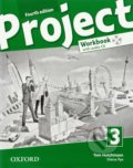 Project 3 - Workbook with audio CD - Tom Hutchinson, Diana Pye