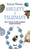 Amulety a talizmany - Richard Webster
