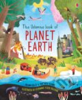 The Usborne Book of Planet Earth - Megan Cullis, Matthew Oldham, Stephanie Fizer Coleman (ilustrácie)