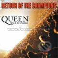 Queen/Paul Rodgers: Return Of The Champions - Queen