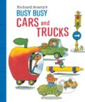 Richard Scarry's Busy Busy Cars and Trucks - Richard Scarry