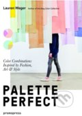 Palette Perfect - Lauren Wager