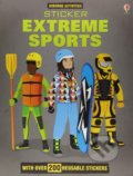 Sticker Extreme Sports - Fiona Watt, Rachel Wells (ilustrácie)