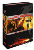 Tom Cruise - Mission Impossible kolekcia (3 DVD) -