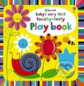 Baby's Very First Touchy-feely Playbook - Fiona Watt, Stella Baggott (ilustrácie)