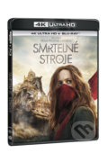 Smrtelné stroje Ultra HD Blu-ray - Christian Rivers