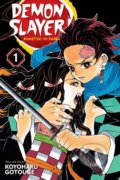 Demon Slayer: Kimetsu no Yaiba (Volume 1) - Koyoharu Gotouge
