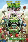 Plants vs. Zombies: Železná jízda - Paul Tobin, Ron Chan
