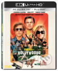 Tenkrát v Hollywoodu Ultra HD Blu-ray - Quentin Tarantino