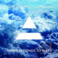 Thirty Seconds To Mars:  Love Lust Faith+dreams LP - Thirty Seconds To Mars