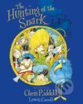 The Hunting of the Snark - Lewis Carroll, Chris Riddell (ilustrácie)