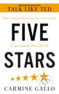 Five Stars - Carmine Gallo