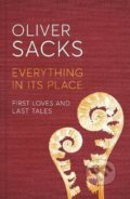 Everything in its Place - Oliver Sacks