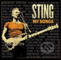 Sting: My Songs LP - Sting