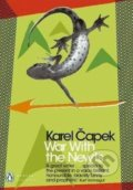 War with the Newts - Karel Čapek