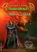 DragonRealm 1 – Ohnivý drak - Richard A. Knaak
