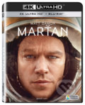 Marťan Ultra HD Blu-ray - Ridley Scott