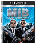Muži v černém Ultra HD Blu-ray - Barry Sonnenfeld
