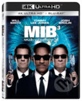 Muži v černém 3 Ultra HD Blu-ray - Barry Sonnenfeld