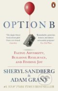 Option B - Sheryl Sandberg, Adam Grant