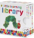 Very Hungry Caterpillar Little Learning Library - Eric Carle