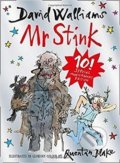 Mr Stink - David Walliams, Quentin Blake (Ilustrácie)