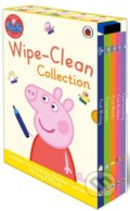Peppa Pig Wipe Clean Board Book Collection -