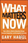 What Matters Now - Gary Hamel
