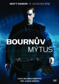 Bournův mýtus - Paul Greengrass