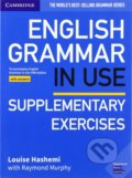 English Grammar in Use - Supplementary Exercises Book with Answers - Louise Hashemi, Raymond Murphy