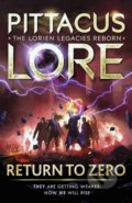 Return to Zero - Pittacus Lore