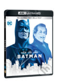 Batman Ultra HD Blu-ray - Tim Burton