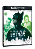Batman navždy Ultra HD Blu-ray - Joel Schumacher