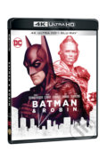Batman a Robin Ultra HD Blu-ray - Joel Schumacher