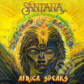 Santana: Africa Speaks LP - Santana