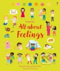 All about Feelings - Felicity Brooks, Frankie Allen, Mar Ferrero (ilustrácie)