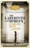 The Labyrinth of the Spirits - Carlos Ruiz Zafón