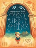 Marcy and the Riddle of the Sphinx - Joe Todd-Stanton