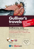 Gulliver's travels / Gulliverovy cesty - Jonathan Swift