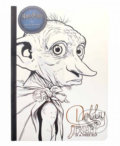 Blok A5 Harry Potter: Dobby -