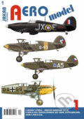 AERO model 1: H. Hurricane Mk.IIC a B-534 -