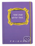 Blok A5 Friends: The One With The... -
