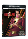 Shazam! Ultra HD Blu-ray - David F. Sandberg