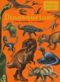 Dinosaurium - Lily Murray, Chris Wormell, Katie Scott (ilustrácie)
